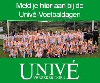 Univé voetbaldagen @ Leeuwarder Zwaluwen