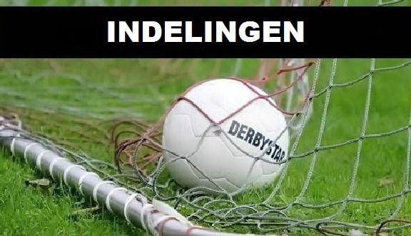 Indeling van het vrouwenvoetbal bij Leeuwarder Zwaluwen