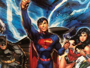 Superheldenfeest