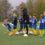 SC Cambuur voetbalkamp bij de Leeuwarder Zwaluwen